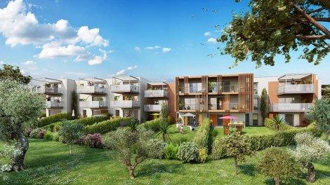 Appartement neuf Les Jardins de Madeline à Saint-Raphaël