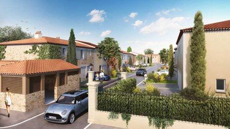 Maisons neuves Les Villas de Grimaud à Grimaud