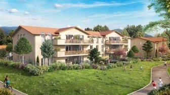 Appartements neufs Les Jardins de Clemence éco-habitat à Gap