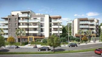 Appartements neufs Val d'Or éco-habitat à Cagnes-sur-Mer