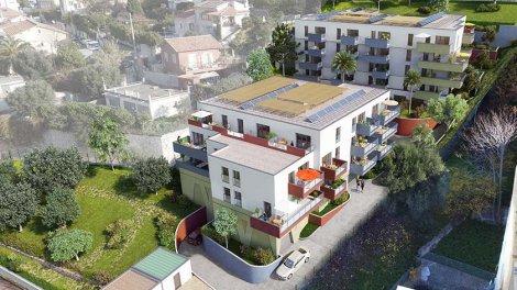 Appartement neuf Cote Est à Nice