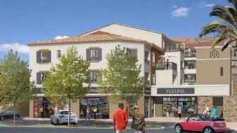 Appartements neufs La Roseraie éco-habitat à Le Rouret