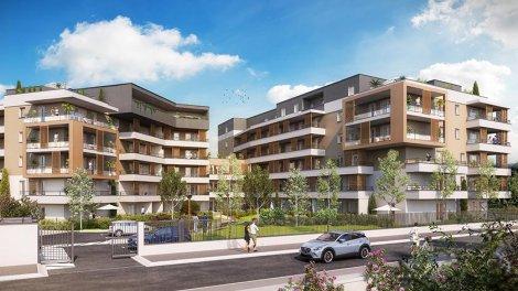 Appartement neuf Patio Montolivet à Marseille 12ème