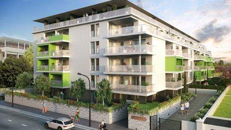 Appartement neuf Comtessence - Saint-Julien à Marseille 12ème