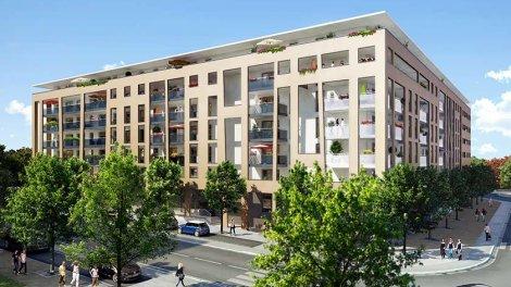 Appartement neuf Aixens investissement loi Pinel à Aix-en-Provence