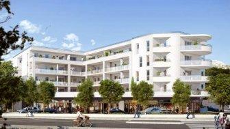 Appartements neufs Cote Redon investissement loi Pinel à Marseille 9ème