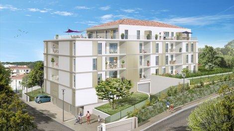 Appartement neuf Les Hauts de Camoins à Marseille 11ème