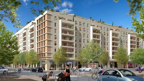 Appartements neufs Cap Futura - le f à Marseille 10ème