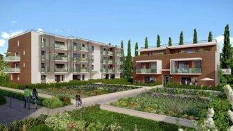 Appartements neufs Pre Carre éco-habitat à Aix-en-Provence