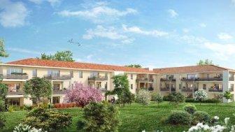 Appartements neufs Ekinox éco-habitat à Aix-en-Provence