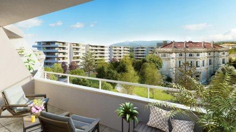 Appartement neuf Château Valmante - Respir' à Marseille 9ème
