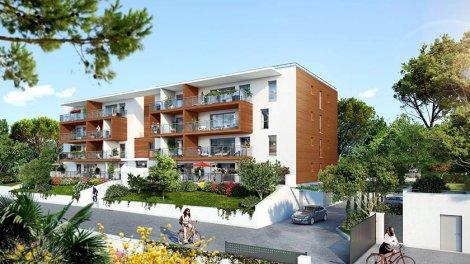Appartement neuf Cote Parc investissement loi Pinel à Aix-en-Provence