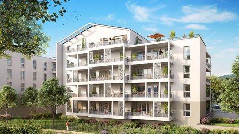 Appartement neuf Côte Collines à Roquevaire