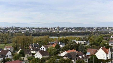 Appartement neuf Citeo éco-habitat à Caen