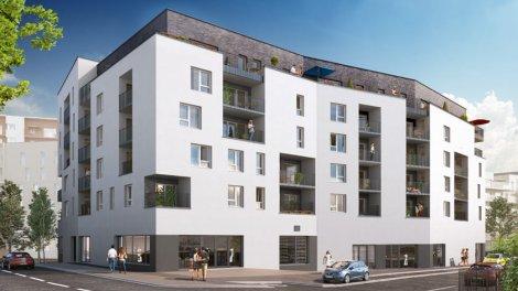 Appartement neuf Noveo éco-habitat à Caen
