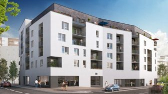 Appartements neufs Noveo investissement loi Pinel à Caen