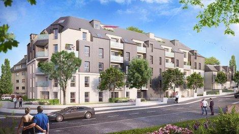 Appartements et maisons neuves Signature investissement loi Pinel à Caen