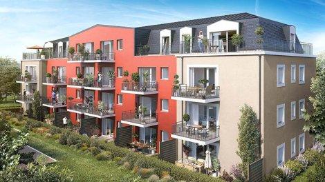 logement neuf à Honfleur