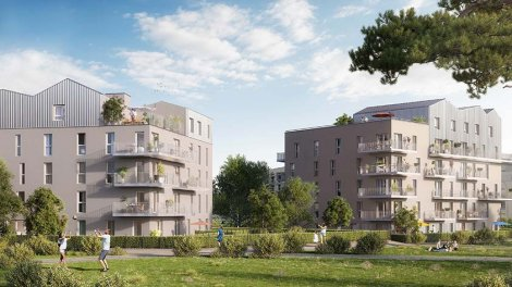 Appartement neuf Folissime à Caen