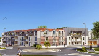Appartements neufs Residence Allionis investissement loi Pinel à Chatelaillon-Plage