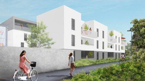 Appartement neuf Les Preludes éco-habitat à La Rochelle