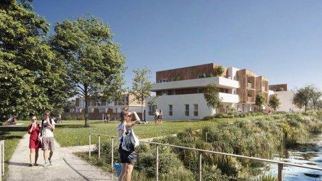 Appartements et maisons neuves Le Domaine du Coudray à Périgny
