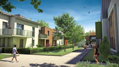 Appartement neuf Le Clos de la Ramee investissement loi Pinel à Tournefeuille