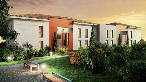 Appartement neuf Couleur Jardin éco-habitat à Saint-Alban