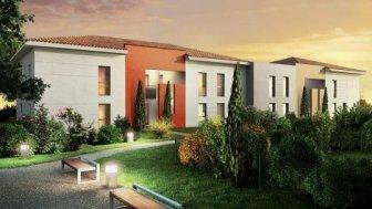 Appartements neufs Couleur Jardin éco-habitat à Saint-Alban