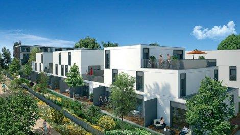 Appartement neuf Ariake éco-habitat à Balma