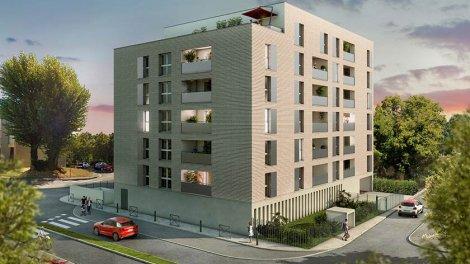 Appartement neuf Le Picturia à Toulouse