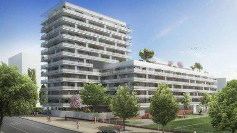 Appartement neuf Novadiem éco-habitat à Toulouse