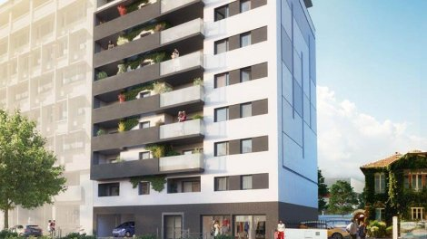 Appartement neuf Le Cours des Minimes éco-habitat à Toulouse
