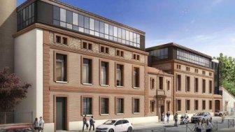 Appartements neufs Campus Saint-Michel à Toulouse