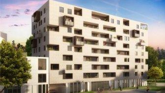 Appartements neufs L'Empreinte éco-habitat à Toulouse