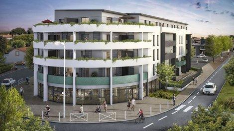 Appartement neuf Pur Eden éco-habitat à Tournefeuille