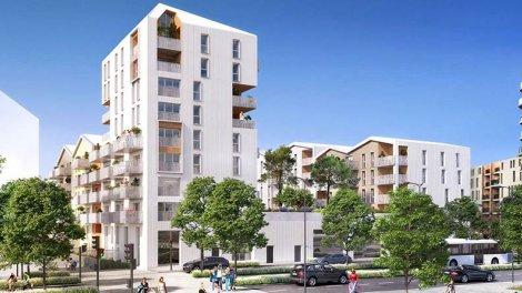 Appartement neuf Amoretti à Bordeaux