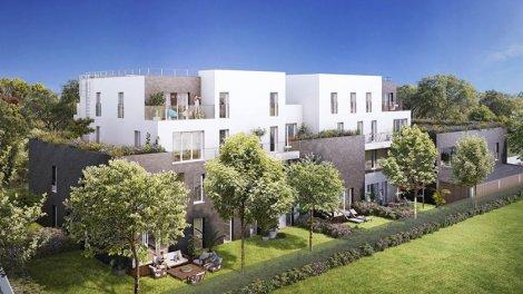 Appartements neufs Via Caudéran investissement loi Pinel à Bordeaux