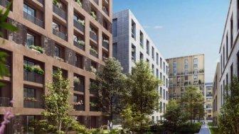 Appartements neufs Coeur Saint Germain investissement loi Pinel à Bordeaux