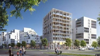 Appartements neufs Opus - Ginko investissement loi Pinel à Bordeaux