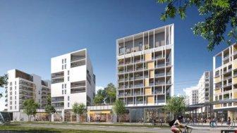 Appartements neufs Apostrophe - Ginko investissement loi Pinel à Bordeaux