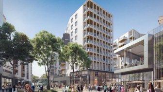 Appartements neufs Urba - Ginko investissement loi Pinel à Bordeaux
