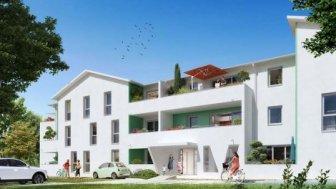 Appartements neufs Clos Clemenceau éco-habitat à Villenave-d'Ornon