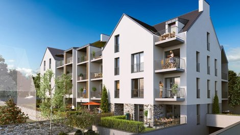 Appartement neuf Ty Bailly investissement loi Pinel à Cancale