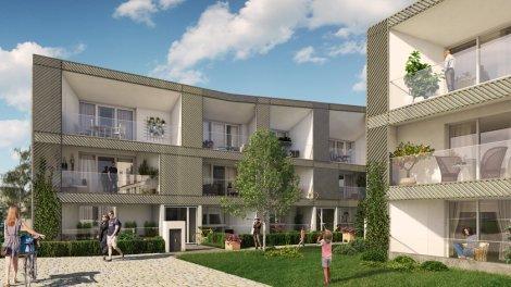 Appartement neuf Quadrille investissement loi Pinel à Le Rheu