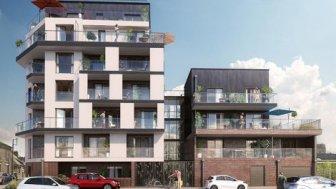 Appartements neufs Patio Voltaire investissement loi Pinel à Rennes
