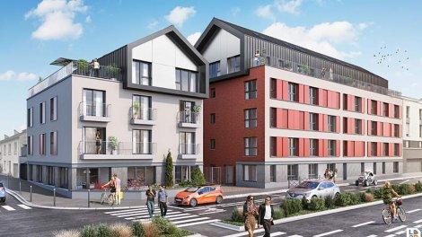 Appartement neuf My Campus Beaulieu à Rennes