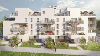 Appartements neufs My Campus rue de Saint Malo investissement loi Pinel à Rennes