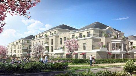 Appartement neuf Allees Royales by Central Parc investissement loi Pinel à Saint-Cyr-sur-Loire