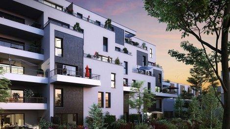 Appartement neuf Aura Nova investissement loi Pinel à Tours